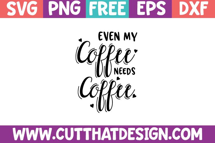 Free Coffee SVG