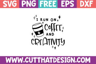 Coffee SVG Free