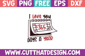 Free Valentines SVG