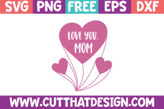 Free Mothers Day SVG Files