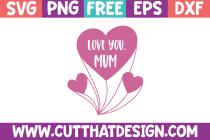 Free Mum SVG