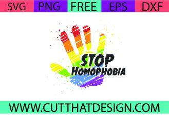 Free Pride Month SVG