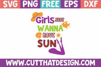 Free Summer SVG