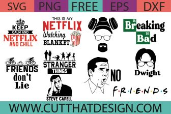 Free Movies / TV Shows SVG
