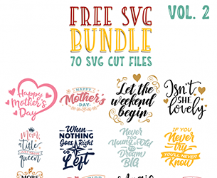 Free SVG Bundles