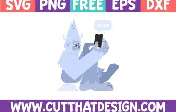 Free 404 error SVG