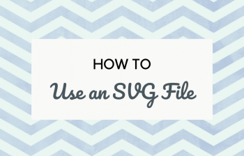How to Use an SVG File