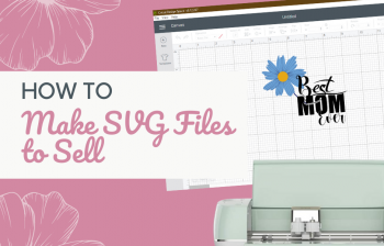 How to make svg files to sell