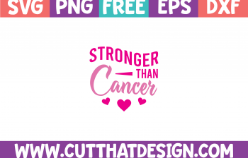 Free Breast Cancer Awareness SVG